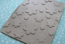 Embossing & die cuts