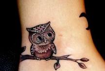 Tattoos I'd think about / by Jennifer Heidt