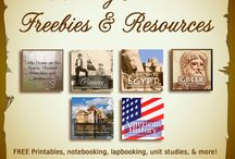 Freebies & Resources