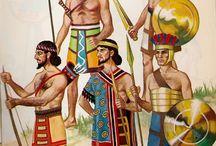 Evo Antico - Popoli del Mediterraneo