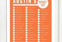 Austin, TX / There are many things to do in our home town! Here are just a few! To request a quote for your moving needs check out our website at bigeasysmoving.com