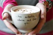 Fun and Personalized Gift Ideas / Homemade gifts and personalized gift ideas that we love!