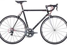 Lugged steel frame / Bicycle