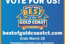 Best of the Gold Coast / We've been nominated for Best of the Gold Coast for the FOURTH year in a row! Vote Now! / by Aetheria Spa