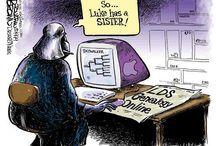 Genealogy Humour / Humorous Genealogy