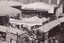 The Jubilee Market History / The traditional market open 7 days a week since 1975 in Covent Garden.