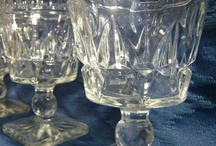 Set the table / table ware, dinner ware, serving pieces, silver ware, china, glass, crystal