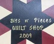 Teaching Events / Information about events where I teach machine quilting