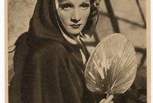 Marlene Dietrich Missing Postcards