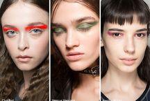 Make-up // Hair