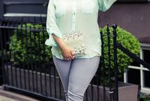 Plus size - spring is in the air