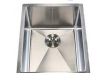 15mm Radius Kitchen Sinks