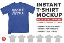 Tee Shirt Mock up
