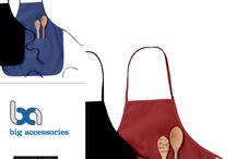 Accessories by SpazeApparel.com / Aprons possess very much importance in kitchens. Whether you need a full apron, a cobbler apron, or a waist apron, SpazeApparel.com has got you covered. Our selection of restaurant/hotel/cafe aprons are just perfect for the professional chef and cooks. Take advantage of the best prices and extensive selection of aprons available online at blank apparel and accessories store SpazeApparel.com.