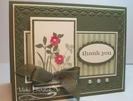 Cards - Thank You's
