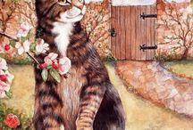 Debbie Cook - Art / Alles van Debbie Cook Kunst.