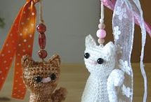 Crochet : amirugami And keyring