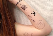 travel tattos
