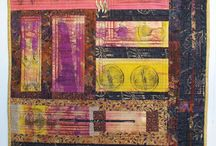 gone rustic art quilts