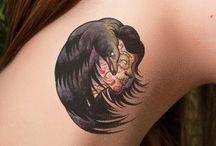 Amazing temporary tattoos