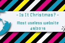 Most Useless Websites 2016 / Check Out the Most Useless Websites