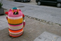 Street Art Knitting