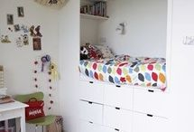 Cool girl bedroom by Florence