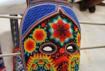 Mexican beadwork and Art