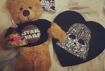 Star Wars  / ...living in my own little nerdy world of Star Wars!