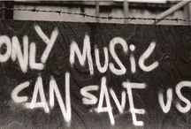 Music saves the soul.