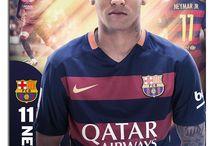 Neymar held