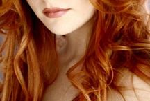 Red Hair Rocks / So beautiful but on it's way to extinction:(
