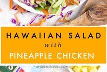 salad. meals