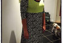 Onion 2035 / DIY kjoler i strækstof