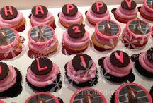 Horse and Unicorn cakes / Cakes with horses and unicorns