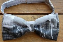 Mens bow ties / mens bow ties designed and created by Raska Handmade