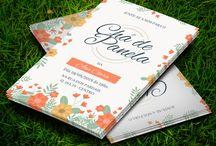 Chá de Panela Floral Laranja