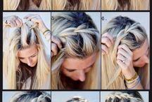 Frisuren / Zum nachmachen