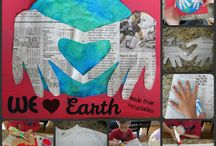 Kinder Earth day