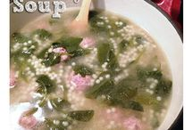 Soups / by Michelle O'Brien Louch
