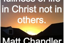 Identity in Christ / Bible verses and inspiration for you to know your identity in Christ.