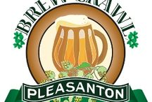St. Patrick's Day Brew Crawl / Sample 26 local beers and tasty bites at businesses on Pleasanton's historical Main Street.