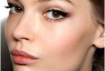 Dewy make up
