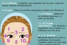 zonas del rostro que te dice porque sale acne