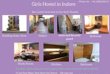 Girls Hostel in Indore | Girls Hostel Indore