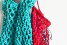 Bags - Crochet or Knot / Tote bags or handbags