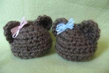 tiny feet crochet patterns
