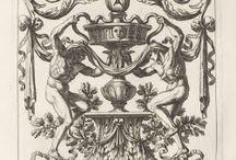 Ornamental Decoration in 17th Century France
