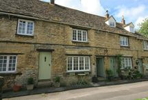 Quintessential English cottages
