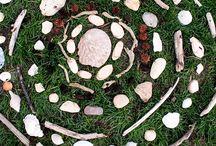 Mandalas in nature